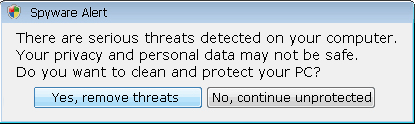 Antispyware Soft Warning""